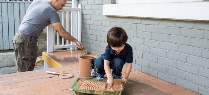 Weekend Home Improvement Projects