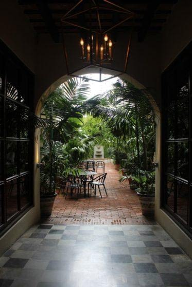 Old-Style Interior