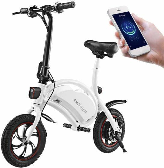 Advantages Of Electric Bikes
