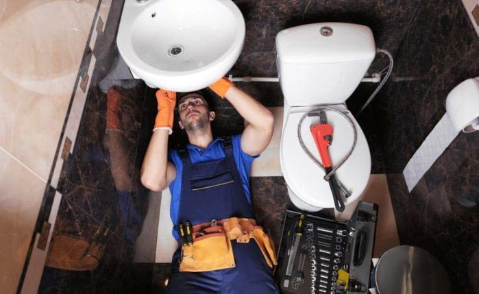 Do You Need a Professional Plumber or A Toilet Repair Kit