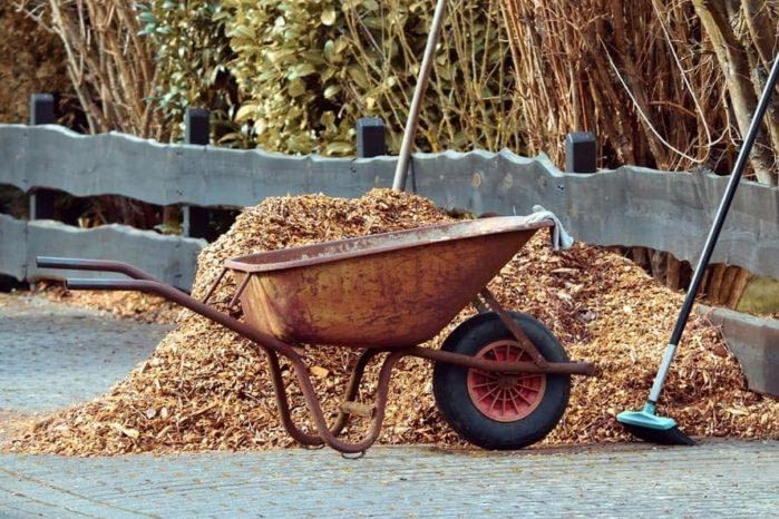 How to Use and Create Garden Mulch