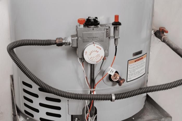 Water Heater Wont Stay Lit