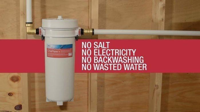 Salt Less Water Softener